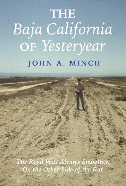 Baja California of Yesteryear cover